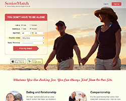 What is the best hookup service for seniors